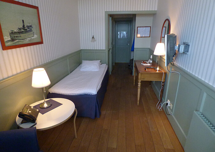 Waxholms Hotell room