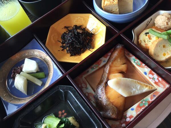 Breakfast, Shangri-La Hotel Tokyo, Japan