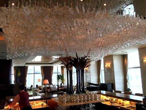 Lounge, Shangri-La Hotel Tokyo, Japan