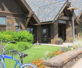 tetherow resort, tetherow lodges, bend, oregon, central oregon