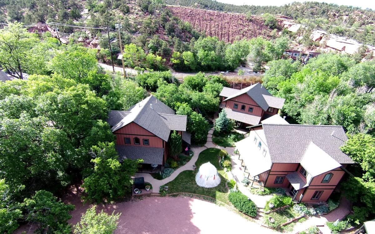 Blue Skies Inn, Manitou Springs, Colorado