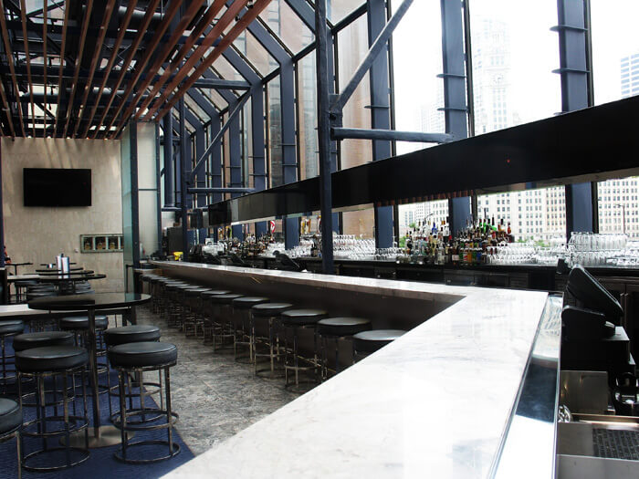 BIG Bar in Hyatt Regency Chicago
