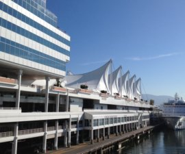 Canada Place, Pan Pacific Hotel Vancouver, BC Canada
