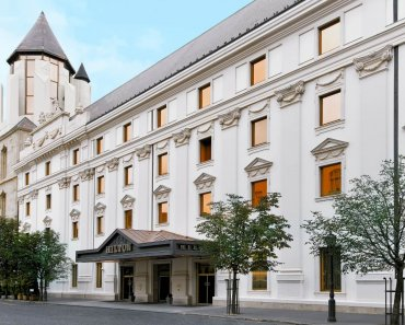 Hilton Budapest: In the Midst of Hungary's History