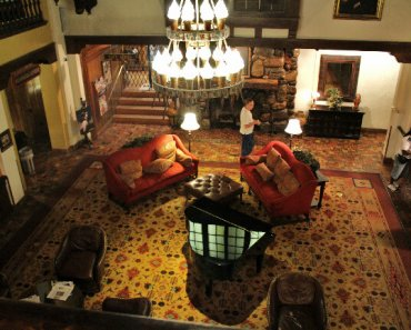 We've Stayed Where Ghosts Stay: Haunted Hotels