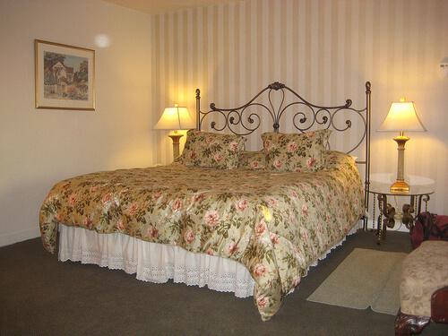 hofsas house, king suite, carmel-by-the-sea, california