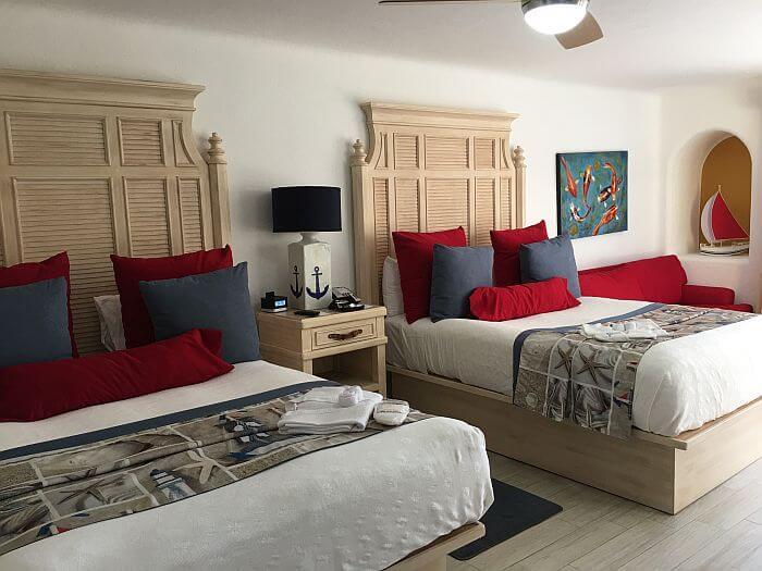 Junior Grand Luxe suite Marina Fiesta Resort & Spa