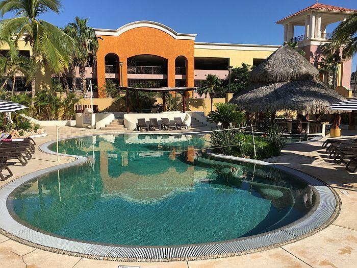 Marina Fiesta Resort & Spa small pool