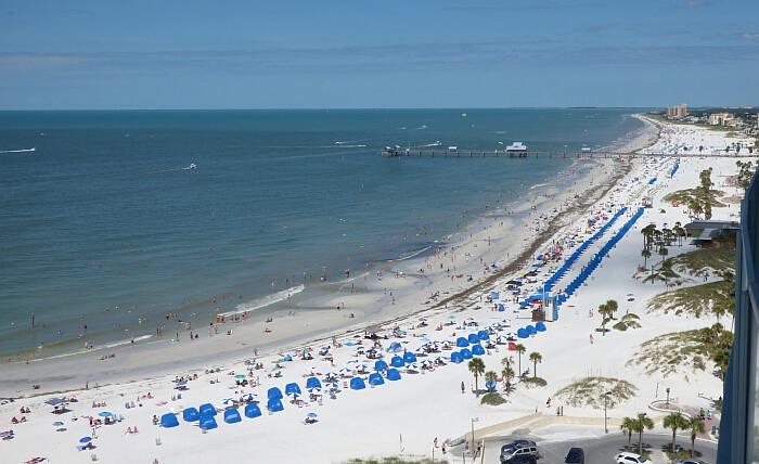 Clearwater Beach S Hi Rise Landmark Opal Sands Resort