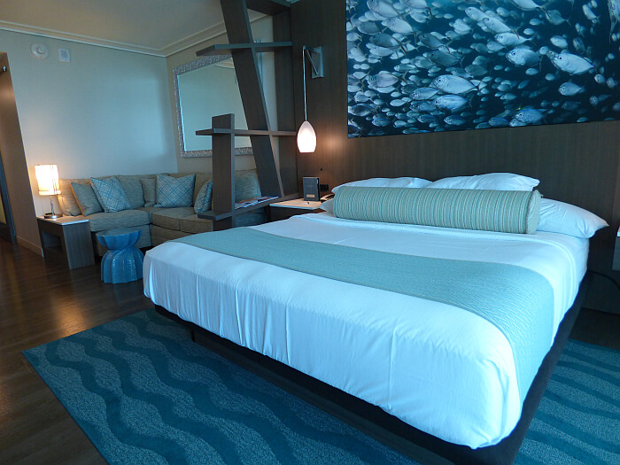 Opal Sands Clearwater Florida room