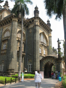 Prince of Wales Museum in Mumbai, India