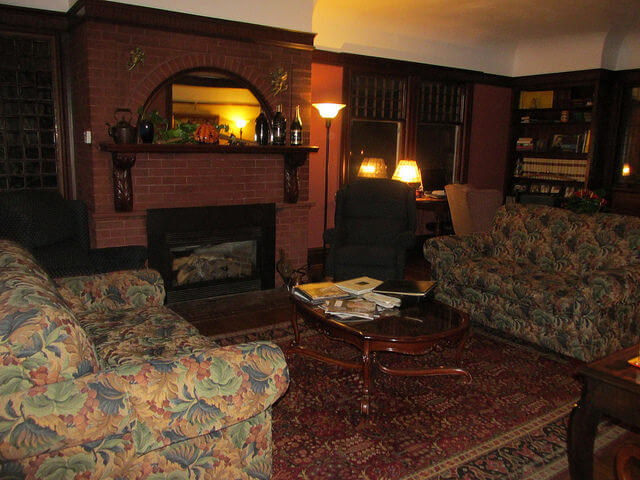 beazley house mansion, napa bed & breakfast, california