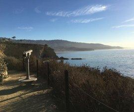Terranea Oceanfront View