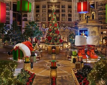 Top Hotels for the Holidays