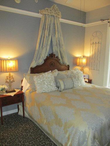 la belle epoque, caroline suite, historic inn, napa bed & breakfast