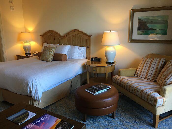 Ocean View Guest Room interior