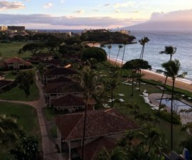 Royal Lahaina Resort, Ka'anapali, Maui, Hawaii