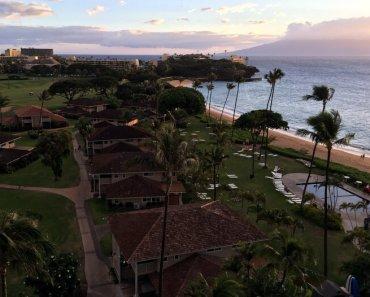 Royal Lahaina Resort, Ka'anapali, Maui, Hawaii