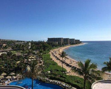 Sheraton Maui Resort & Spa Centered on the Sea