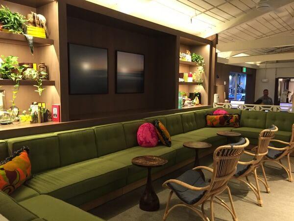 Lobby, Surfjack Hotel, Waikiki, Honolulu, Hawaii
