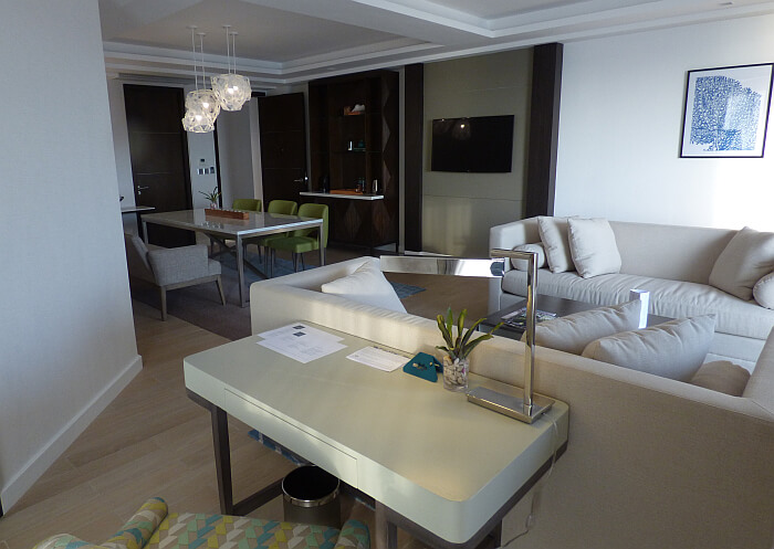 presidential suite Lind Hotel Boracay