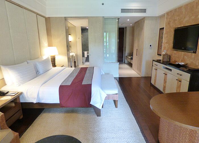 Shangri-la Boracay resort room