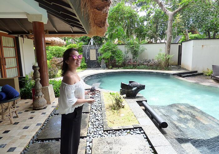 villa at Shangri La Boracay Philippines