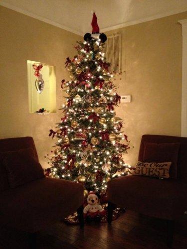 arbor guest house, christmas tree, historic inns of napa, napa bed & breakfast holiday tour, napa, california