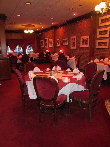 jacksonville inn, dining room, restaurant, jacksonville, oregon, southern oregon