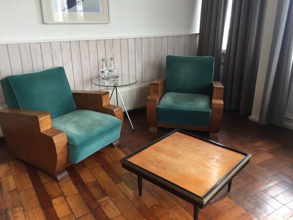 Guest room, Palacio Astoreca, Valparaiso, Chile