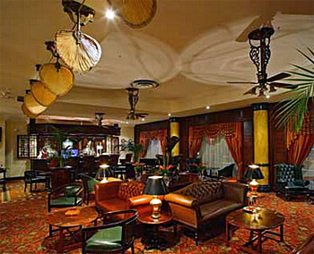 Exchange Bar in the Sarova Stanley