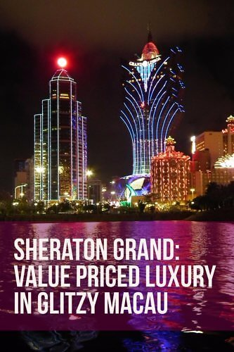 The Sheraton Grand is not the most grand of the properties on the strip, nor the most luxurious in amenities and services it offers, but it strikes the right balance of luxury and price, making it a value luxury choice for visitors wishing to stay on the glamorous strip.