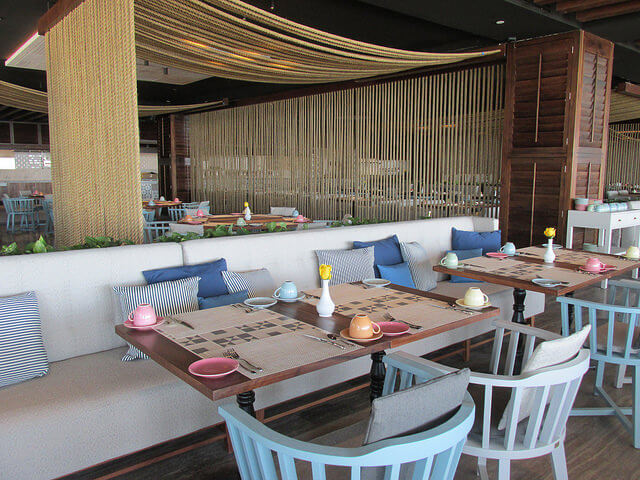 azul restaurant, grand velas los cabos, los cabos, mexico, restaurant