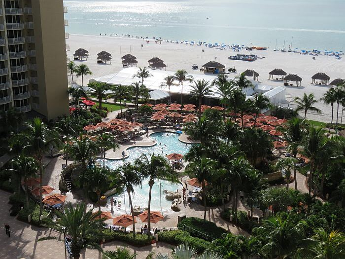 JW Marriott Marco Island Quinn's Pool