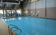 swimming pool, indoor pool, rubys inn, bryce canyon, utah