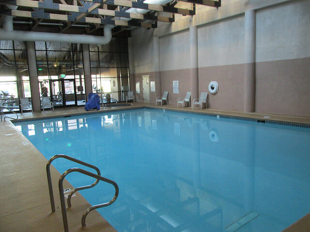 swimming pool, indoor pool, rubys inn, bryce canyon, utah