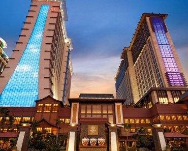 Sheraton Grand:  Value Priced Luxury in Glitzy Macau