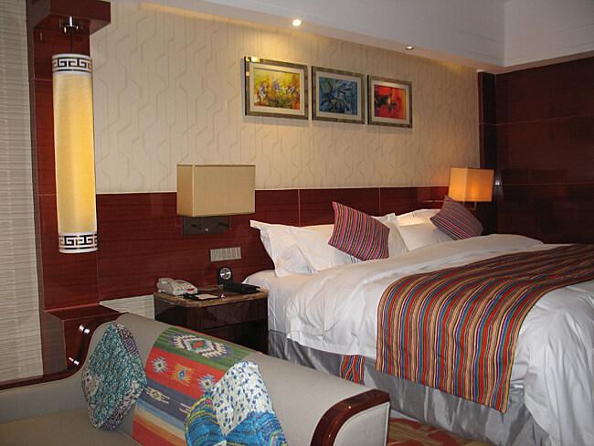 Howard Johnson Tianyuan Resort, Szechuan, China