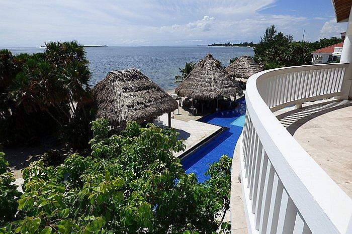 Belize Ocean Club view