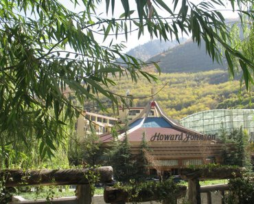 Howard Johnson by Wyndham Tianyuan Resort in Rural China