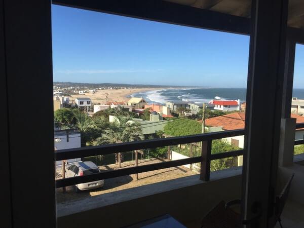 Views, Hotel Brisas de la Pedrera, Uruguay