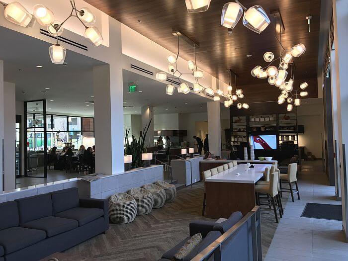 lobby, Element by Westin Bozeman
