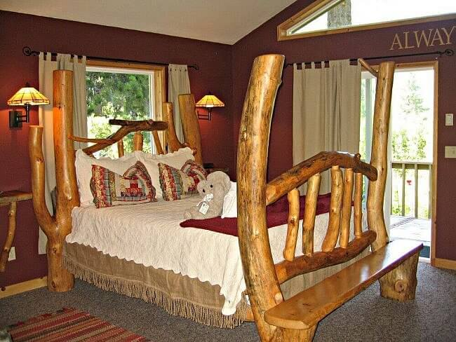 Nason Suite at Pine River Resort & The Scoop On Romance: More Stays with the R Factor