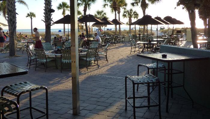 Sirata beach bar