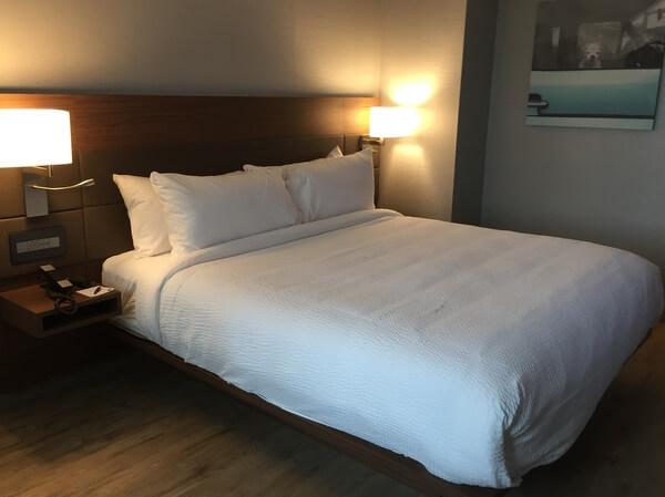 Guest room1 AC Hotel Portland Oregon