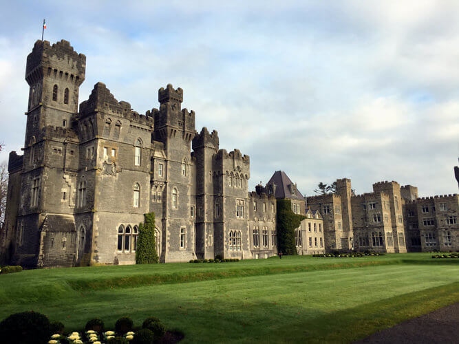Ashford Castle Hotel in Ireland on Hotel -Scoop.com