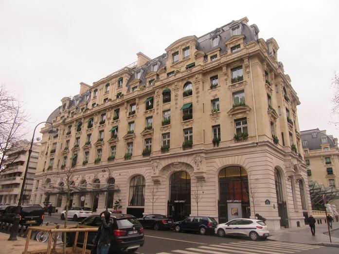 History, Art, and Opulence Converge at the Peninsula Paris