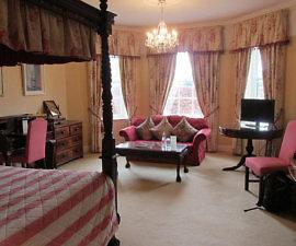 junior suite, barberstown castle, castle hotel, hotel, kildare hotel, ireland