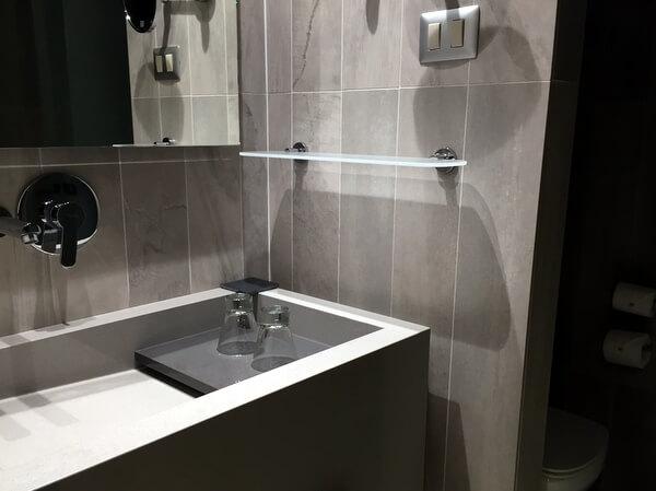 Bathroom, Ladera Hotel, Santiago, Chile