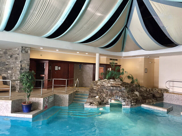 mount juliet estate, swimming pool, indoor pool, kilkenny, ireland